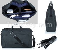 """Wholesale High Quality 18.4"""" Anti-water Polyester Laptop Bags For Men"""
