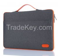 Good Quality Lightweight Textile Material With Handle Laptop Bag For 13.5'' Laptop