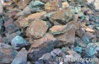Sell copper ore