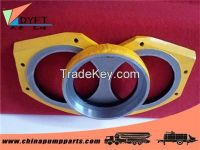 pumps and parts concrete pump parts wear ring cutting ring