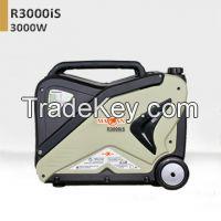 Excellent 3000W Gasoline generator set Power unit R3000iS