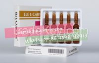Slimming Grade Injectable L-Carnitine 2g/5ml for Fat Dissolving Injection and Weight loss