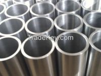 seamless steel tube(s) for petroleum cracking