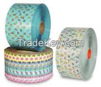 Magic velcro frontal tape for disposable diaper raw materials
