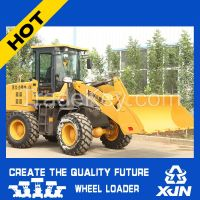 Sell construction machine ZL26 1.6 tons mini wheel loader with CE