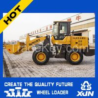 Sell CE certificated professional front wheel loader ZL30