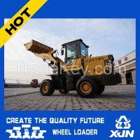 Sell Small construction machine 1.6 ton 0.8CBM ZL20 mini wheel loader with CE