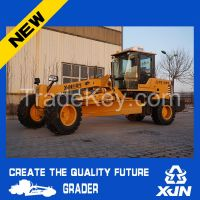 Sell 80Hp 6ton Tyre 16/70-20 PY980 grader road bed equipment/land leveling machine/motor grader