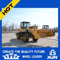 Sell 1cbm 2tons bucket capacity ZL33 Hydraulic joystick control China Mini Wheel Loader
