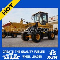 Sell Construction machinery ZL18 Wheel Loader/hot sale in Europe