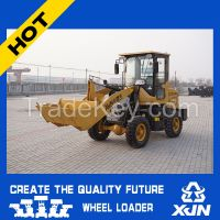 Sell Small construction machine 1 ton 0.4CBM ZL10 mini wheel loader with CE