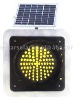 Sell solar warning light
