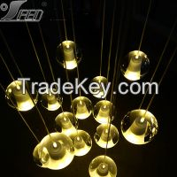 Glass pendant light ramadan decoration lamp zhongshan lighting factory