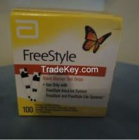 Freestyle Lite Glucose Test Strips