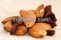 Almond Raisins