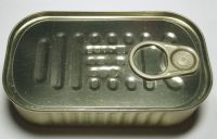 Canned Sadine