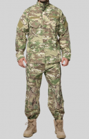 American military ACU T/C digital woodland waterproof Tactical suit
