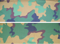 Military Camouflage fabric Anti-UV light