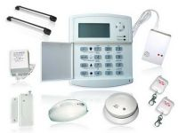 Sell  :  wireless alarm,home burglar alarm,GSM alarm system