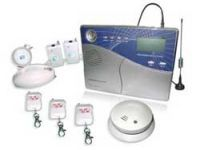 Sell : SA-Y-GSM-LCD( LCD Display Voiced GSM Burglarproof Alarm System)