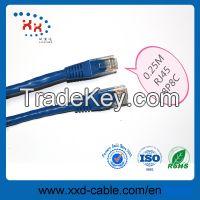 Hot sale UTP CAT5E CAT6 ethernet cable