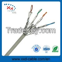 High speed UTP Cat 6a Lan cable