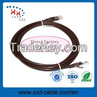 The factory sales promotion utp cat5e BC patch cord