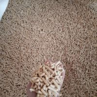 Wood pellets -6mm pellets