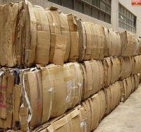 OCC Waste Paper - 100% Cardboard