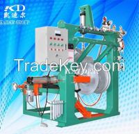 retreading tire machine for cold tire retreading plant