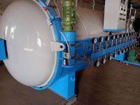 truck tire retreading machine for cold tire retreading plant