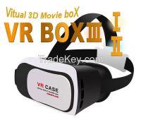 VR box 3, Virtual 3D Movies Box 3, VR Case 3, Mobile Movies box, VR Box 3