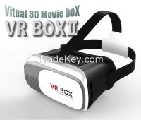 VR Box 2, Virtual 3D movie Box 2, VR Case 2, Portable TVs, 3D Movie box 2