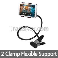 Flexible support, mobile phone support, phone holder, phone trestle, Phone rack, undercarriage