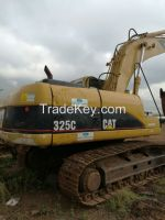 CAT USED EXCAVATOR, CAT325C