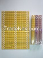 Exporting cheapest bamboo table mat & placemat