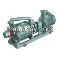 Industrial Vacuum Kneading Liquid Ring Pumps