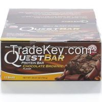 Quest Nutrition Natural Protein Bar, Strawberry Cheesecake - 12 pack,