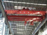 Casting Overhead, Bridge Crane