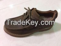 Competitive/ Casual Leather Boot / OEM best choice