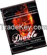Diablo Herbal Incense Spice