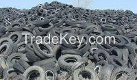 Bus Scrap Tires