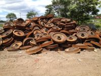 Railroad Ferrous Scrap