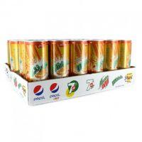 Mirinda Orange Drink Can Carton 30x250 ml