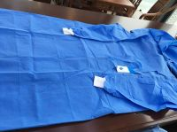Disposable Sterile surgical gown, medical supplies