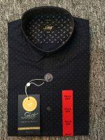 100% cotton fashion printing high quality men's casual shirt