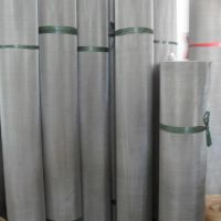 stainless steel plain veaving wire cloth