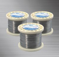 Pure nickel and nickel alloy wire