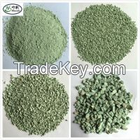 High adsorption Natural Green Granular Zeolite for Water Treatment & P
