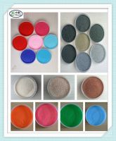 Cheap Fine Colored Sand for Art Sand and Art Bottles
